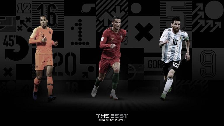 fifa award 2019