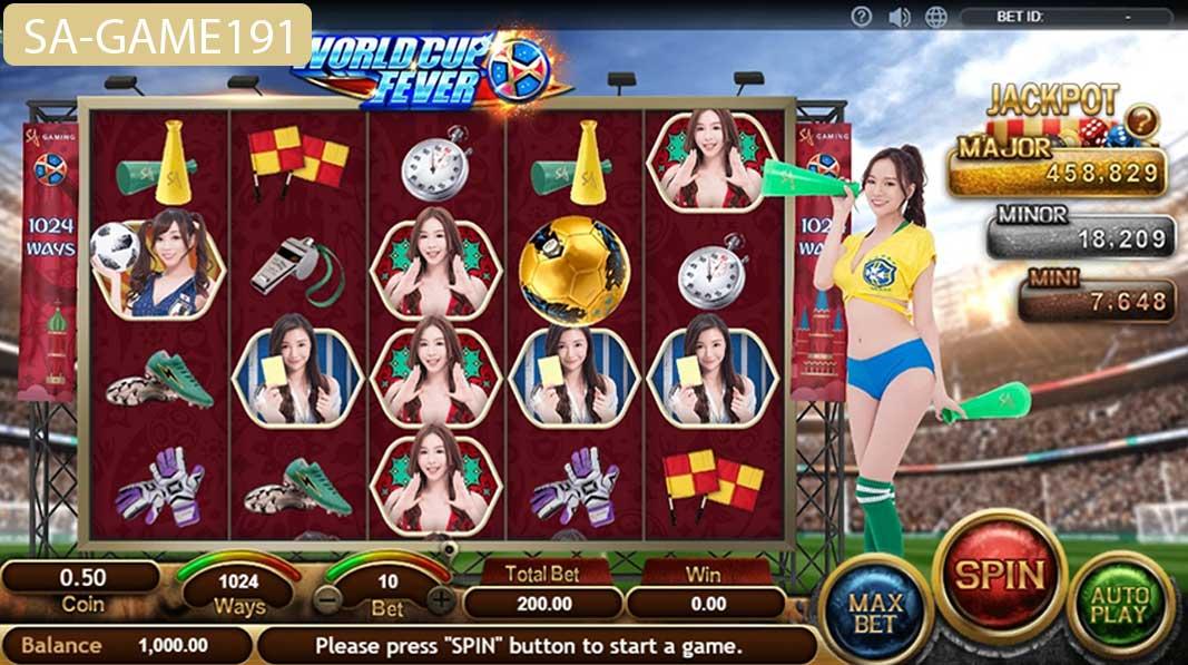 slot button